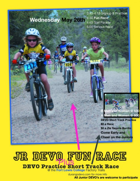 Come check out this FUN event this Wednesday at the Factory Trails.