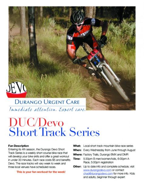 2011 Durango DEVO stxc poster