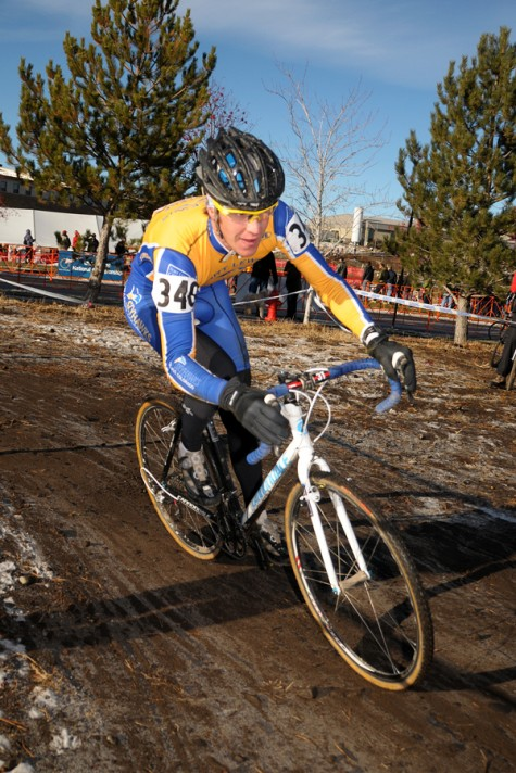 FLC cyclist and Durangoan, Ben Sonntag rode an amazing race in Bend, Oregon last December.