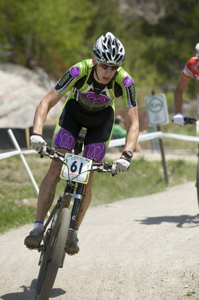 Ben races pro xc for the Cannondale/Mona Vie Team