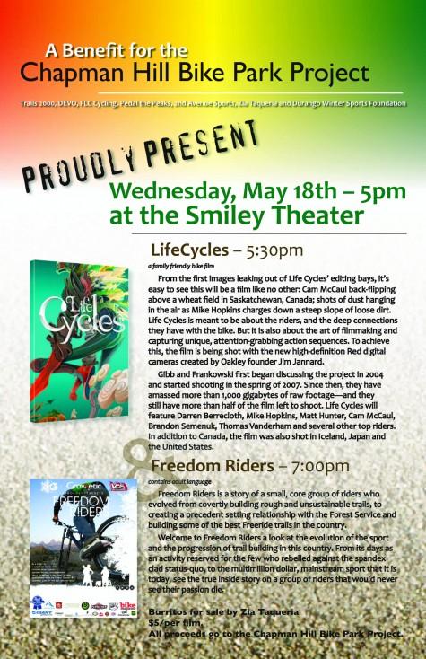 CH Bike Park BenefitES