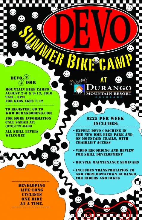 DEVO-Summer Bike Camp