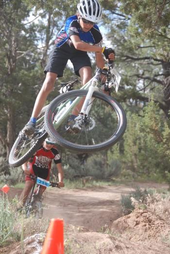 Chris Blevins 2008 11-12 boys National Champion