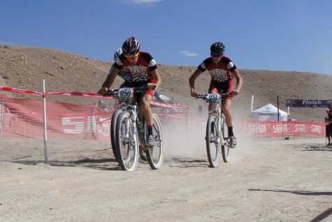 Levi and Stephan start strong