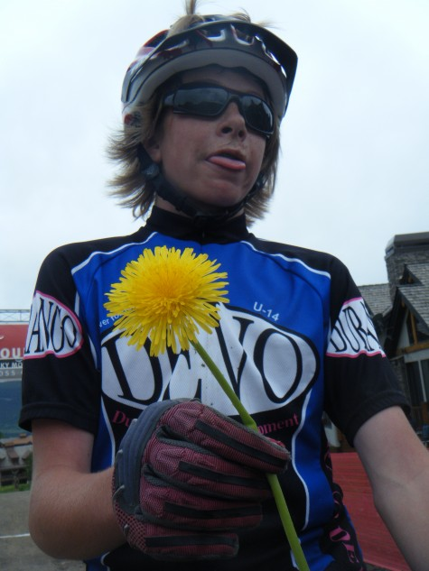 Hank in Crested Butte in 2008