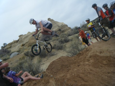 2010 Trick Off at Top Secret Training Camp