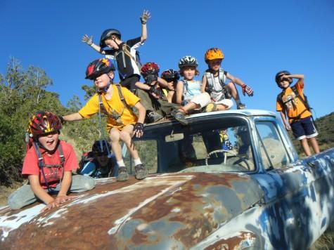 2010 Fall Junior DEVO at the Crazy Bunny Truck