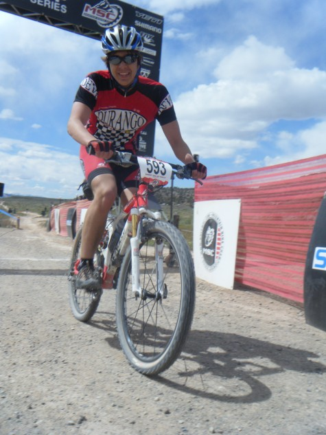 Wish Devo U19er Gaylen Blair a speedy recovery as he rests up from a broken collarbone suffered at practice last week. Gaylen was riding the Overend Park Powerline Trail and lost traction around a corner and smashed down on his left shoulder. He will be missed at practice the next 4-6 weeks.