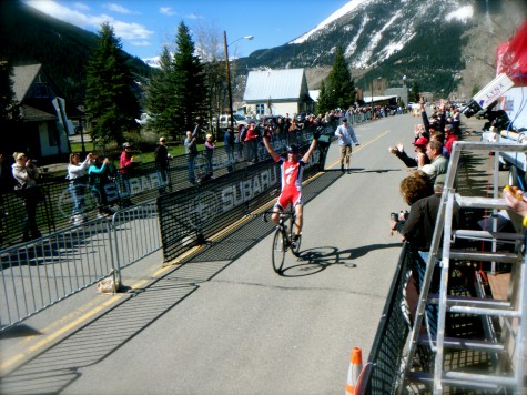 Ned Overend won today in Silverton, so Sweet!