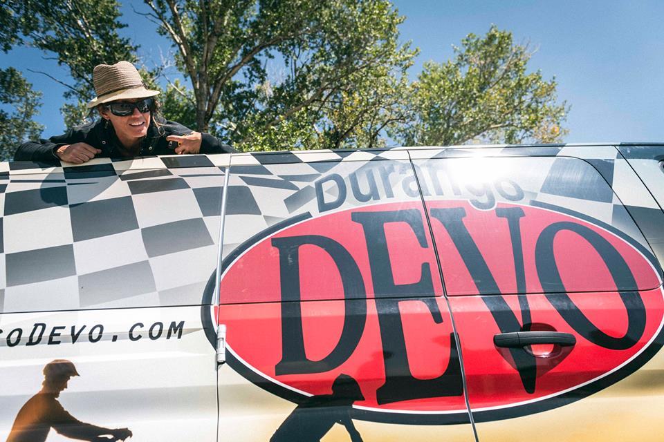 Durango DEVO Van Raffle is online!