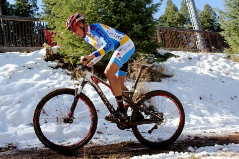 RMCF Sweet Elite Team Member Colton Anderson