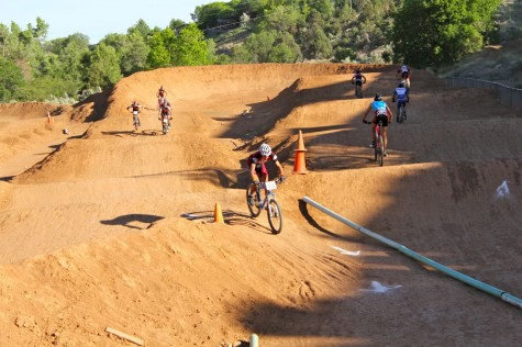 The Zia Devo SHort Track has been cancelled tonight due to rain. The race was to take place at the Durango BMX track follwed by a burrito feast at the new SOuth Zia. This venue has not been rescheduled and the next race will take place at the Factory Trails of FLC. Followed by an Eliminator at Buckley Park.