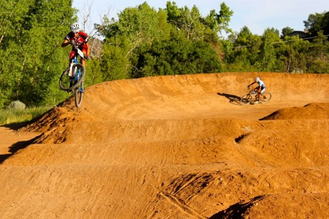 ruts are bad for BMX!