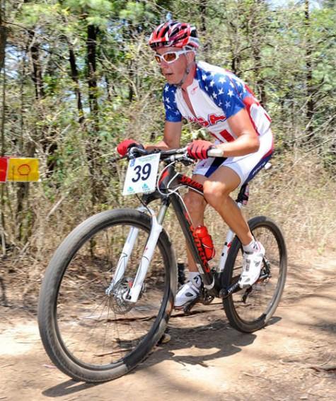 Todd Wells 3x Olympian