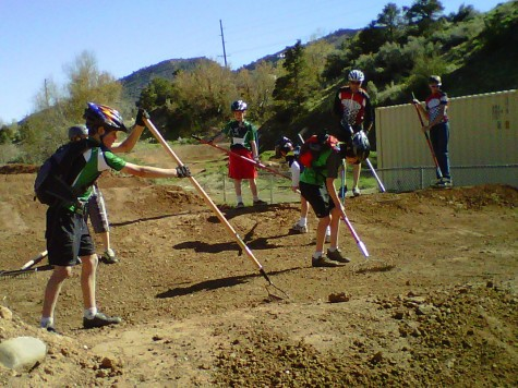 gotta love dirt work!