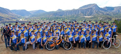 The 2012 FLC MTB team is heading to Angel Fire New Mexico this weekend to defend their 7, in a row, team omnium national championships. Numerous Durango Devo alumni will be competing in the events including defending national champions, Howard Grotts, Sarah STurm and lauren Catlin. FLC senior downhiller Taylor Borucki will also be raceing in his final collegiate mtb event and has been on the podium in the past. Devo U19 Coaches Elke Brutsaert and Chad Cheeney are also the head coaches for the SKyhawks!
